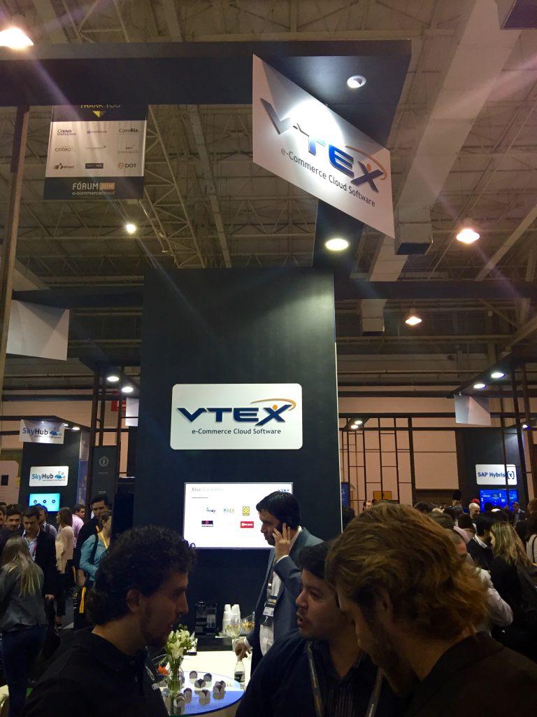 A VTEX, desenvolvedora de plataformas de ecommerce para varejistas online, foi expositor no Forum Ecommerce Brasil 2016
