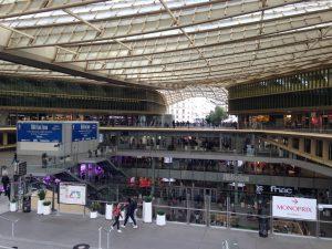 Forum de Halles vista externa