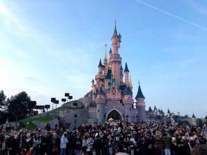 Mundo Encantado sempre mais cheio que o Studio Disney