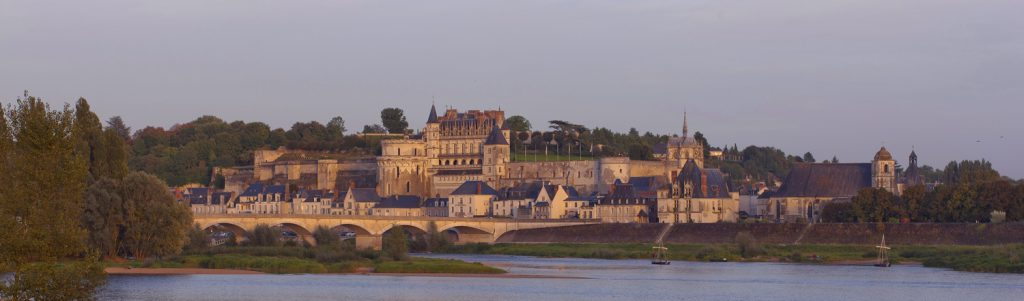 Castelo Real de Amboise , Vale do Loire