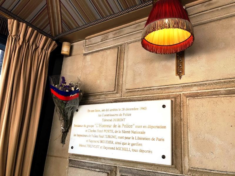 Restaurante em Paris Café Zimmer