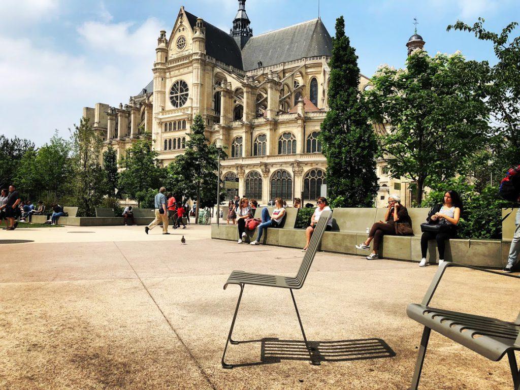 Lazer e Descanço em Paris