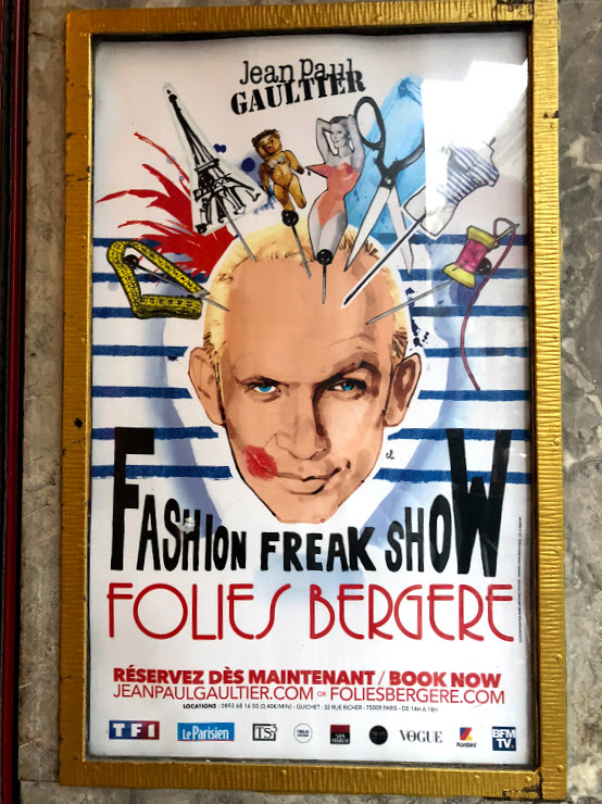 Fashion Freak Show - Jean-Paul Gaultier a Paris