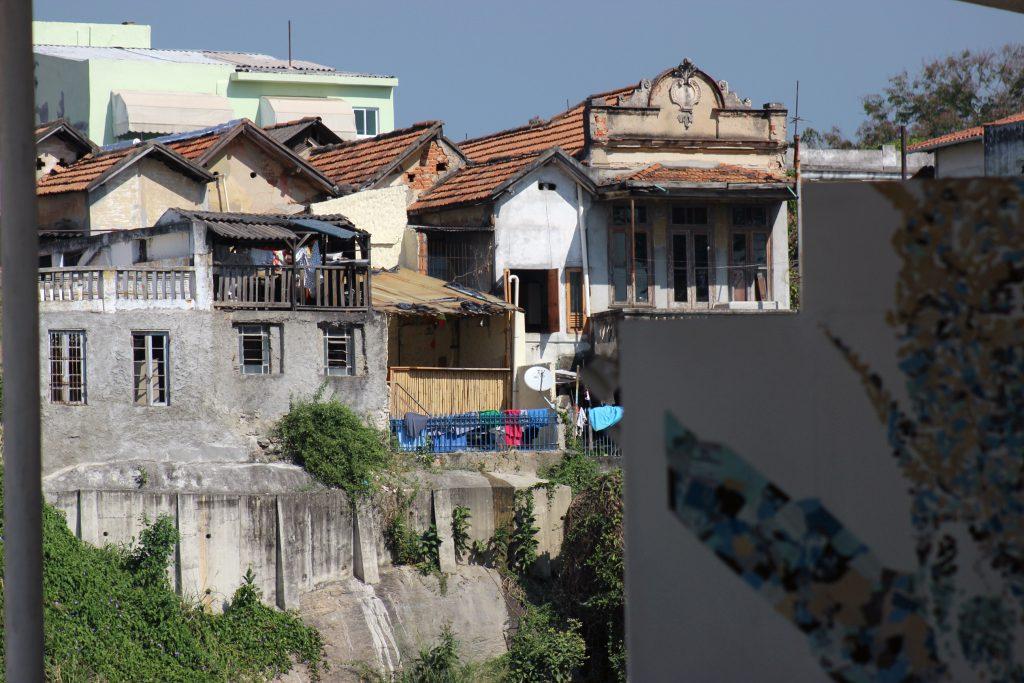 Morro da Conceição visto do MAR