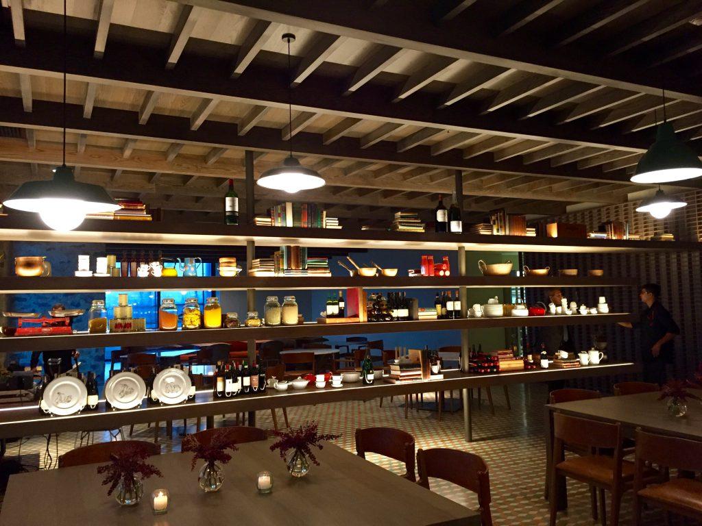 O restaurante Tano, de cozinha italiana / Foto de Carla Lencastre