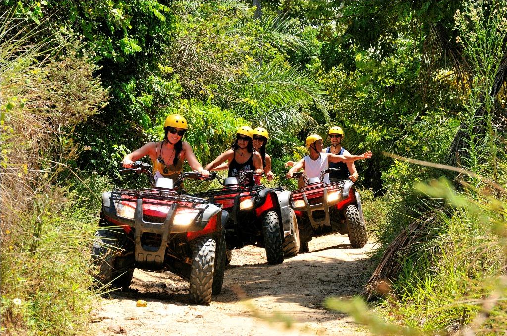 Quadriciclo - Reserva Sapiranga
