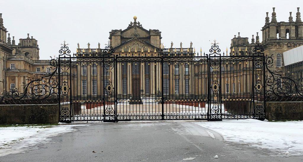 Blenheim Palace, da família de Winston Churchill