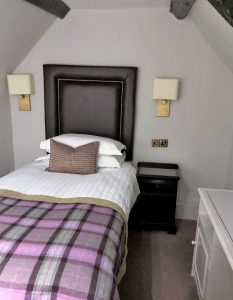 Hotel mal assombrado na Inglaterra