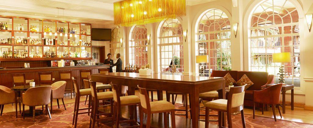 Fairmont Kenya The Norfolk Bar