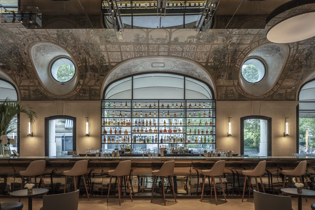 Bar Josephine Hotel Lutetia Paris