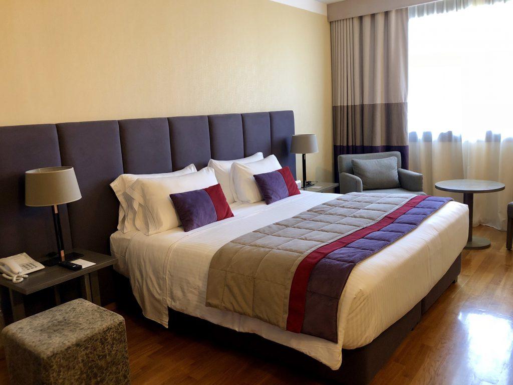 Quarto hotel Grand Brizo Buenos Aires