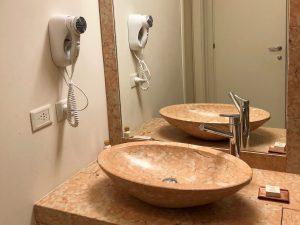 Pia banheiro quarto Grand Brizo Buenos Aires