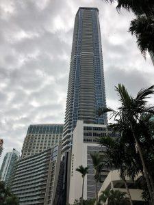 Panorama Tower Hyatt Centric Brickell Miami