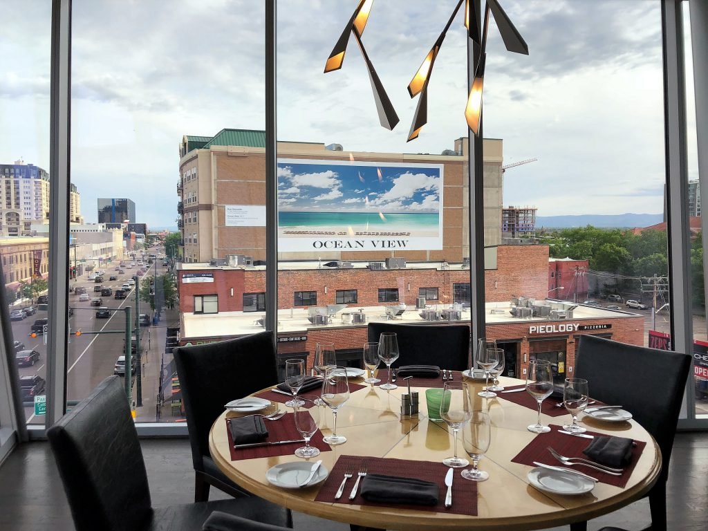 Restaurante The Art, a Hotel Denver