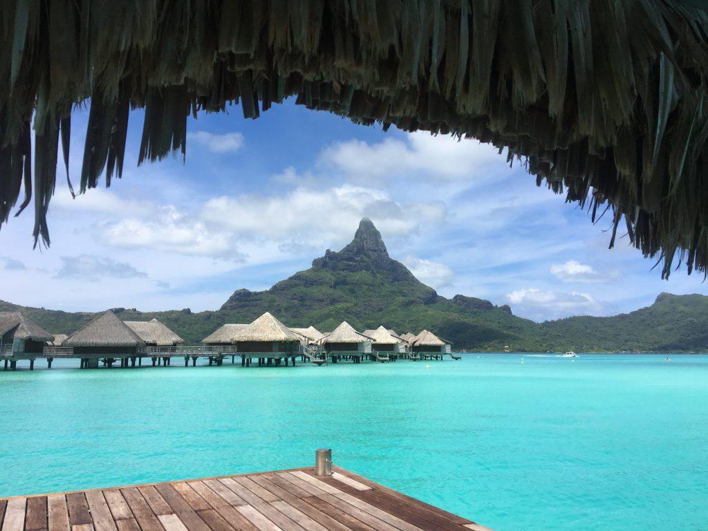 O SWAC do The Brando é tão revolucionário que começa a ser implementado também em outros hotéis, como o Intercontinental Resort Bora Bora & Thalasso Spa. Foto: Mari Campos