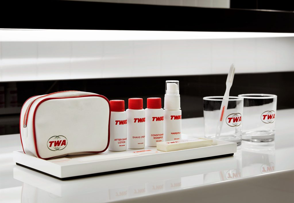 Amenities TWA Hotel at JFK