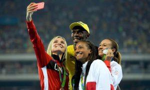 Selfie Rio